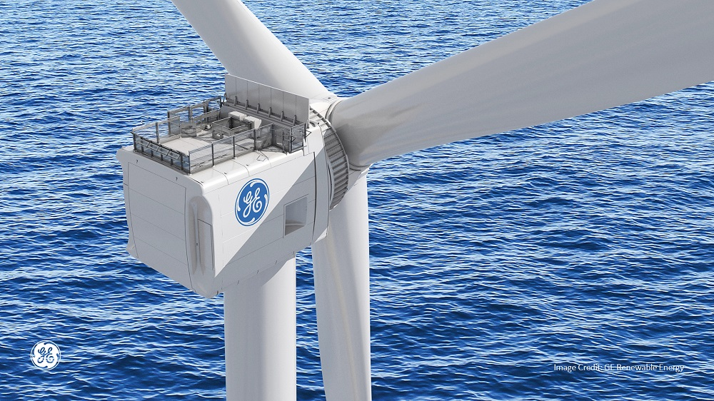 L'Haliade-X de GE Renewable Energy sélectionnée  par Dogger Bank Offshore Wind Farm